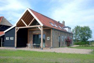 Reserveren The old farmhouse Oostkapelle Walcheren vakantie verhuur