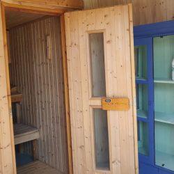 Toplocaties Oostkapelle verhuur huizen voorzieningen-sauna