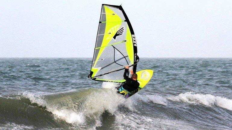 Watersport zeeland windsurfen Domburg