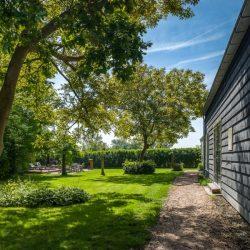 groepsverblijven familie vakantie accommodatie walcheren tuin