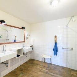 locatie huren rolstoel-vriendelijk gelijkvloers slaapkamer badkamer