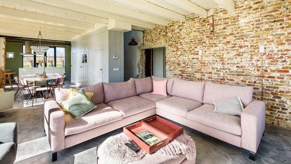 The old farmhouse, gezellig, modern en luxe vakantiehuis voor grote familie of groep