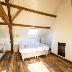 Luxe bedden, comfortabel vakantiehuis