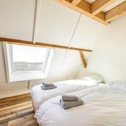 Moderne slaapkamers met box spring matrassen