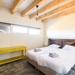 Verhuur van groot vakantiehuis in Zeeland, slaapkamers
